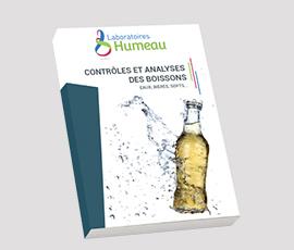 Nouveau catalogue : Contrôles et analyses des boissons