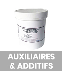 Auxiliaires et additifs