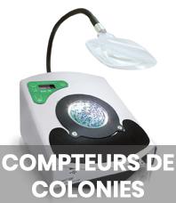 Compteurs de colonies