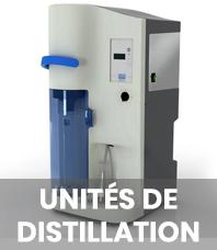 Unités de distillation