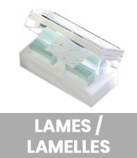 Lames / lamelles