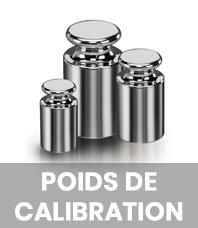Poids de calibration