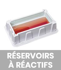 Réservoirs à réactifs
