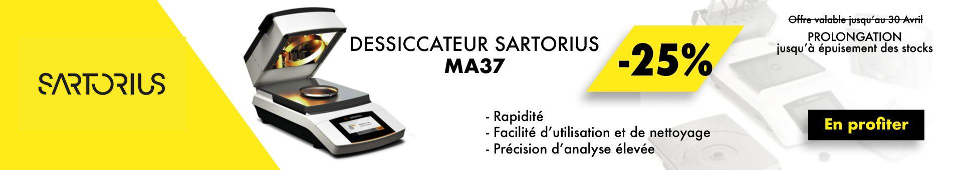 Dessiccateur-Sartorius