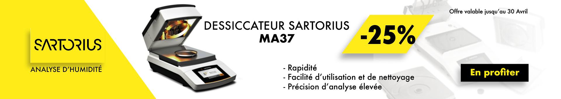 dessiccateur_sartorius_laboratoire