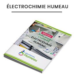 Brochure Electrochimie Humeau